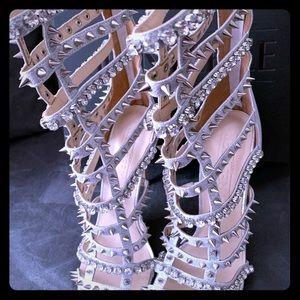 Jennifer Le Razor sandal